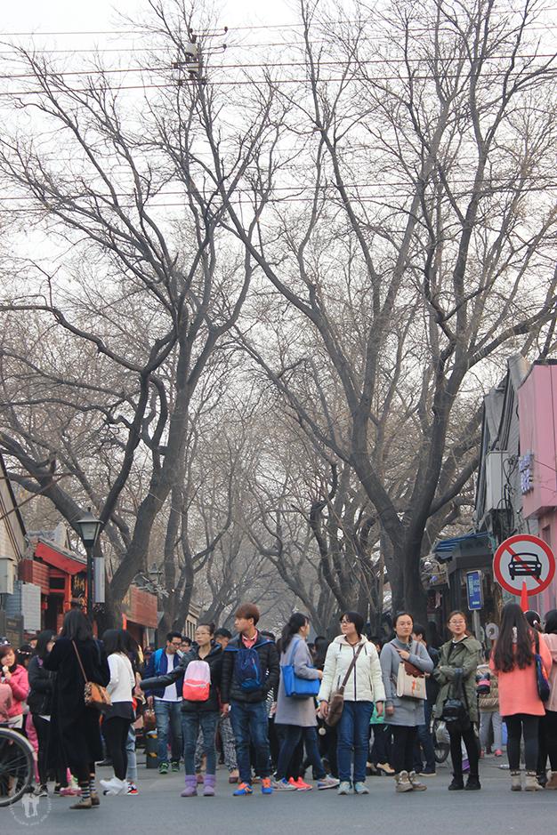 El hutong más famoso de la capital
