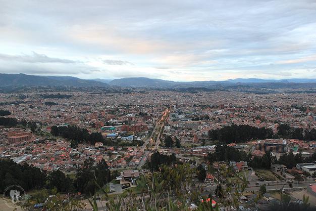 Cuenca des de el mirador Turi