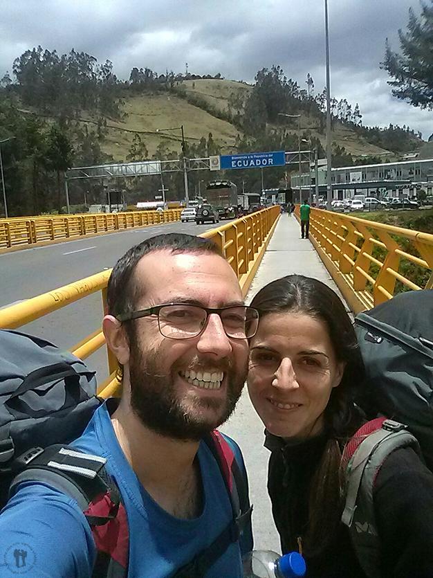¡Bienvenidos a Ecuador!