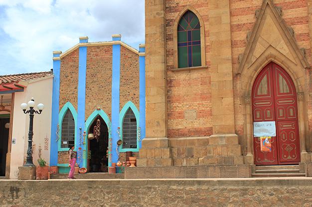 Iglesia de Ráquira