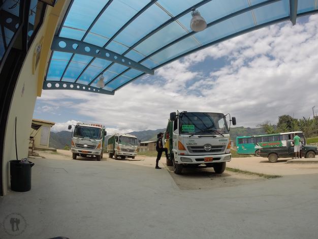 Terminal de Zumba