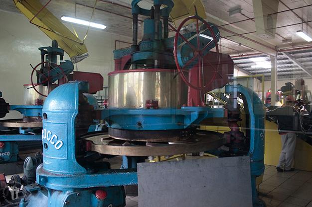 Proceso de elaboración del té