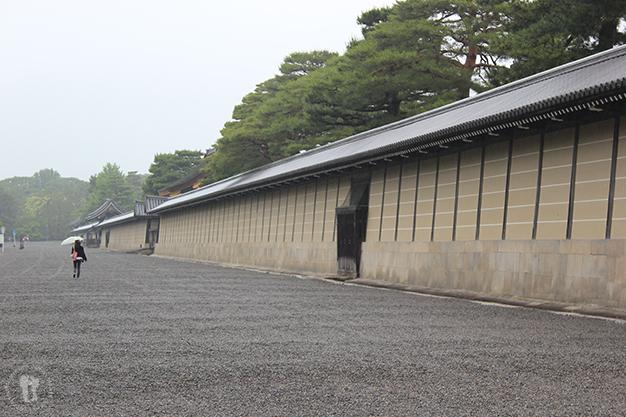 Muralla del palacio imperial