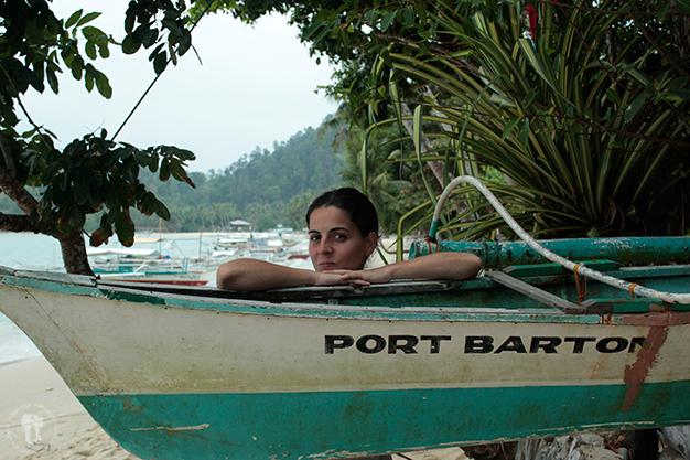 ¡Esto es Port Barton!