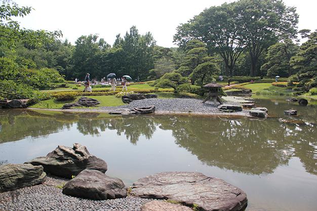 Jardines imperiales