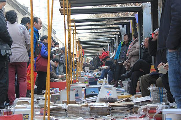 Mercado de Panjiayuan