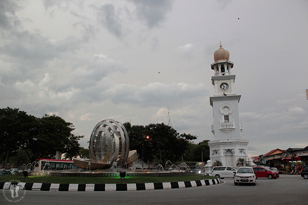 Rotonda de la ciudad