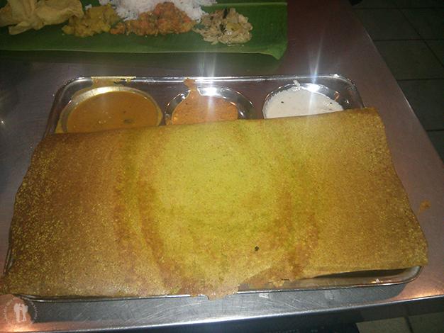 Esto no es comida nyonya, es hindú