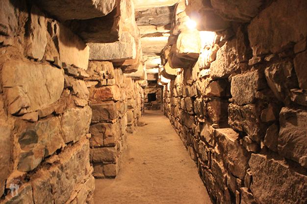 Túneles subterráneos