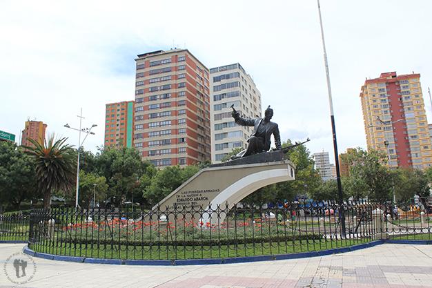 Plaza Eduardo Abaroa