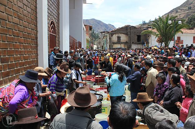 Celebración de Todos Los Santos