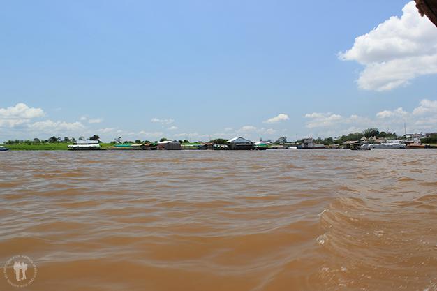 Iquitos desde Puerto Nanay