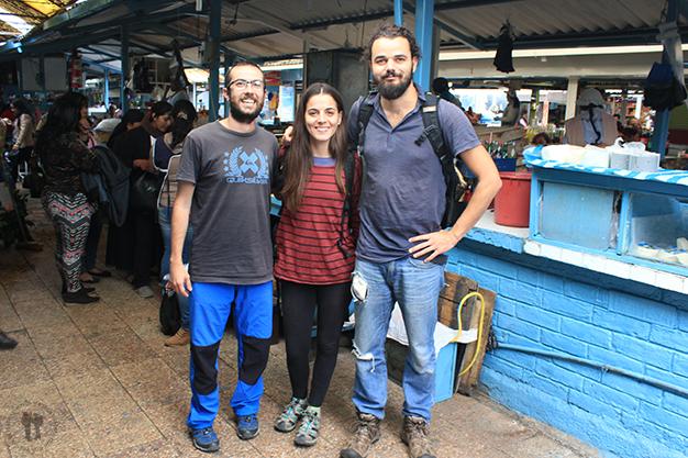 Myanmar, China, Colombia y ahora nos reencontramos con Dani en Ecuador