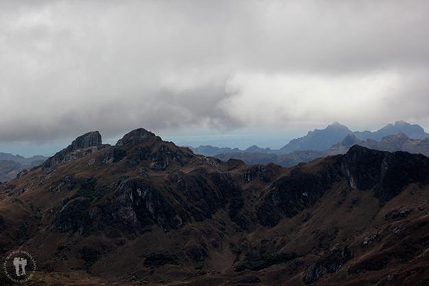 Montañas a más de 4000 metros
