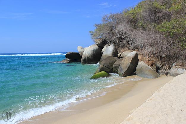 Rincones del mar Caribe
