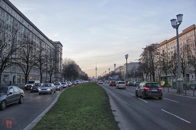 Avenida de Karl Marx