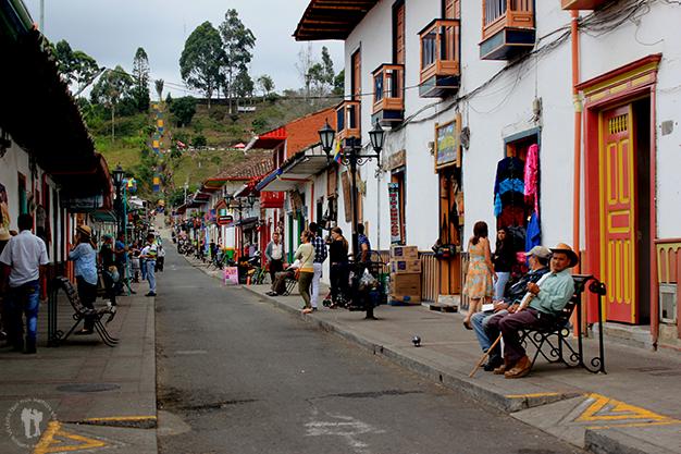 Calle de Salento