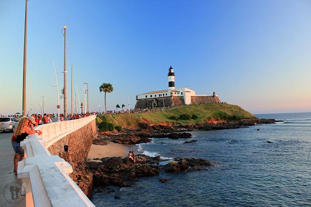Faro de Barra - Salvador de Bahía