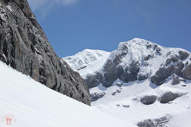 Monte Perdido y su escupidera