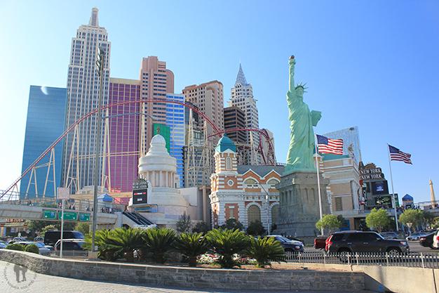 Despilfarro en Las Vegas