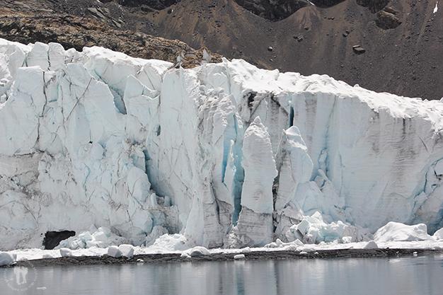 Glaciar del Nevado Pastoruri