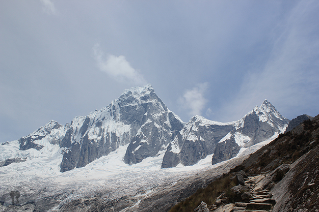 Etapa 2 - Nos acercamos a los Nevados