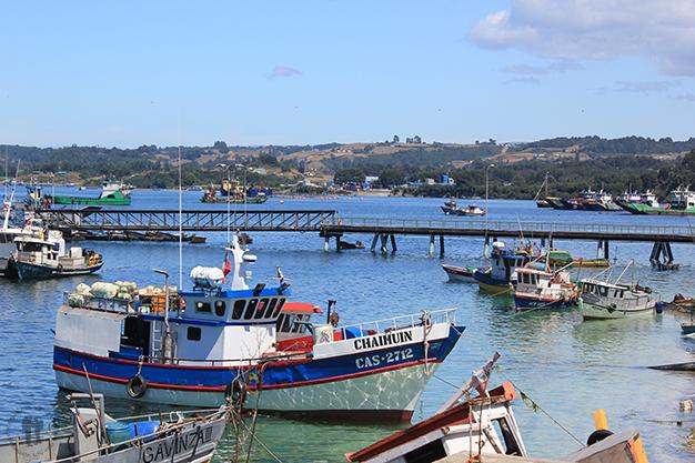 Puerto de Dalcahue