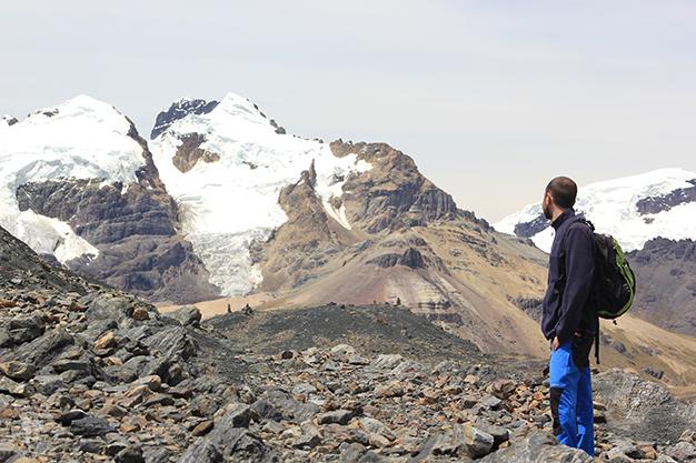 Paisajes de la Cordillera Blanca
