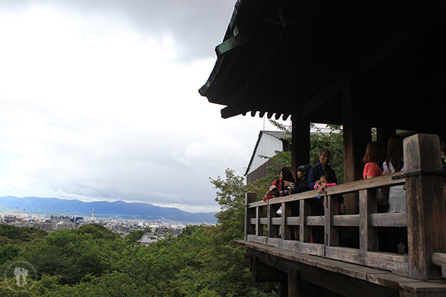 Templo Kiyomizu - Dera