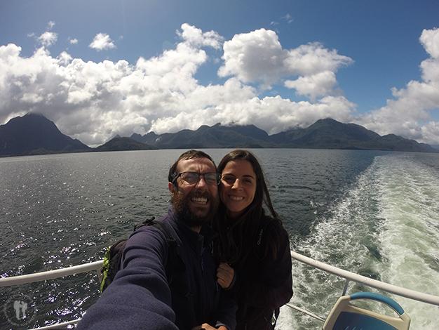Enamorados de la Patagonia Chilena