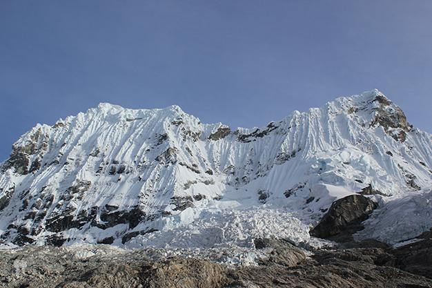 Etapa 4 - Nevado Chacraraju