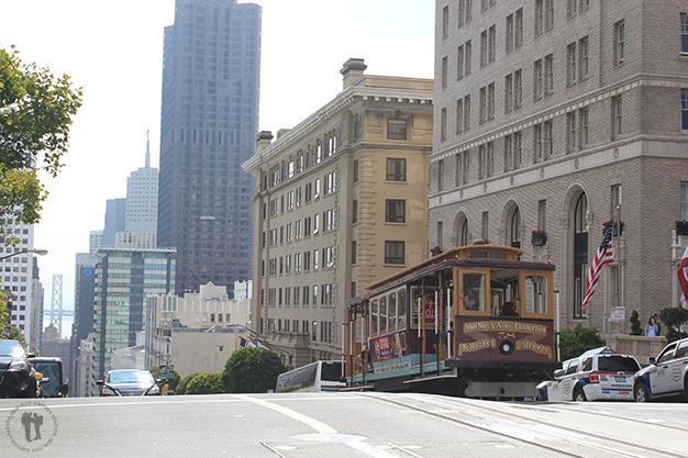 Tranvía de la ciudad