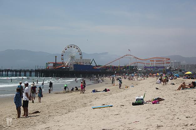 Muelle de Santa Monica