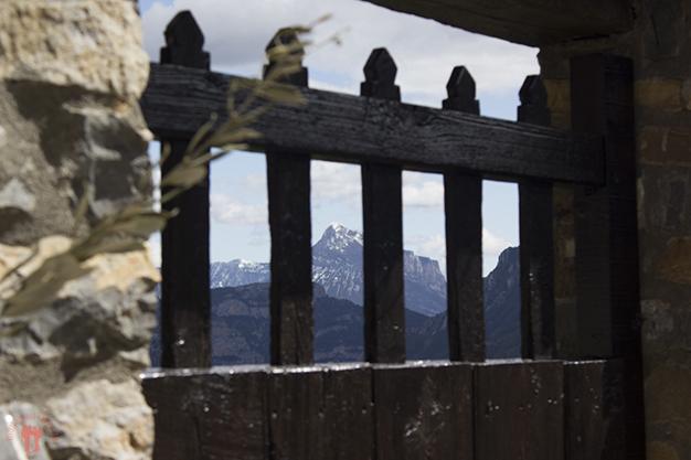 Peña Montañesa desde Nerín