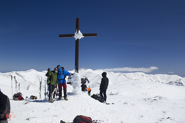 Cima Puigmal 2910 metros