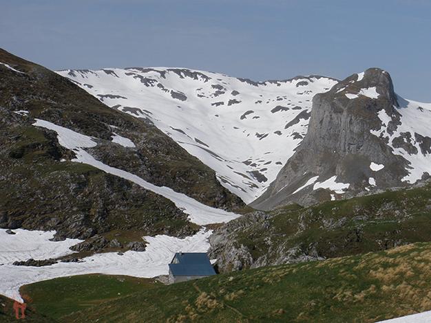 Cabaña de Peyreget