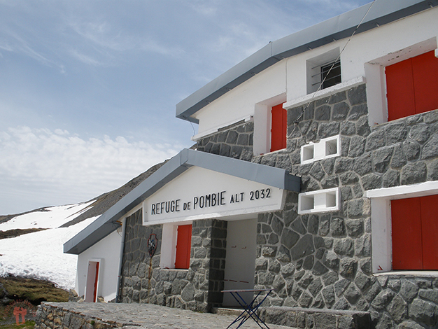 Refugio de Pombie
