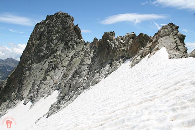 Pointe Ramougn 3011 metros