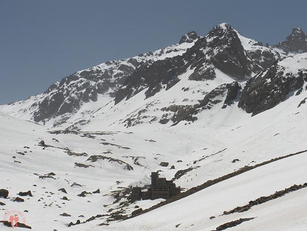 Refugio del Toubkal