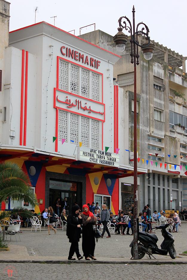 Cinema Rif, toda una institución de la cultura del cine en Tánger