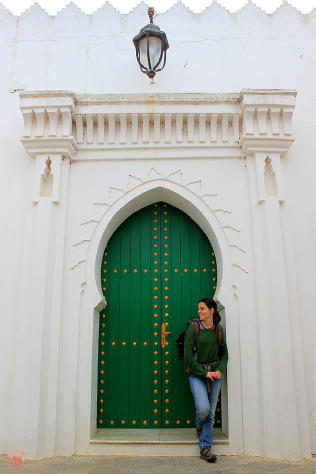 Preciosas puertas en Assilah