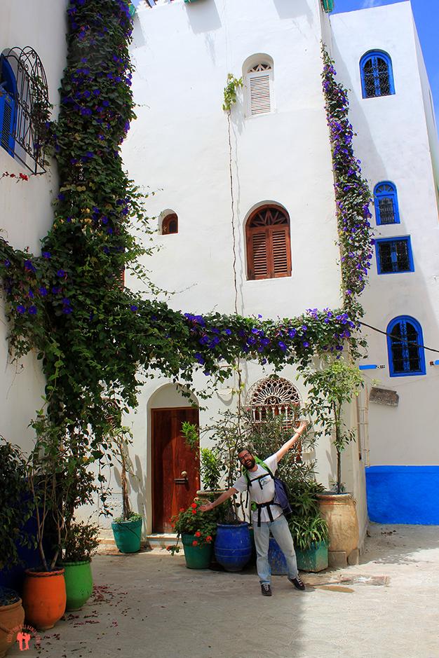 Casas bonitas en Assilah