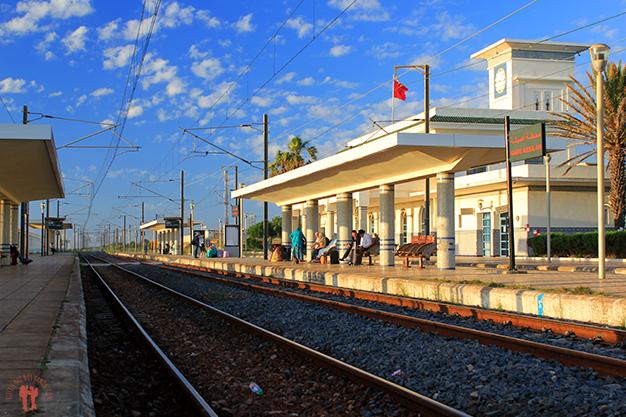 Estación de tren de Assilah