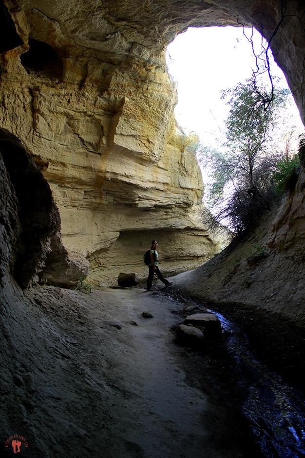 Caminando por el Valle Rosa