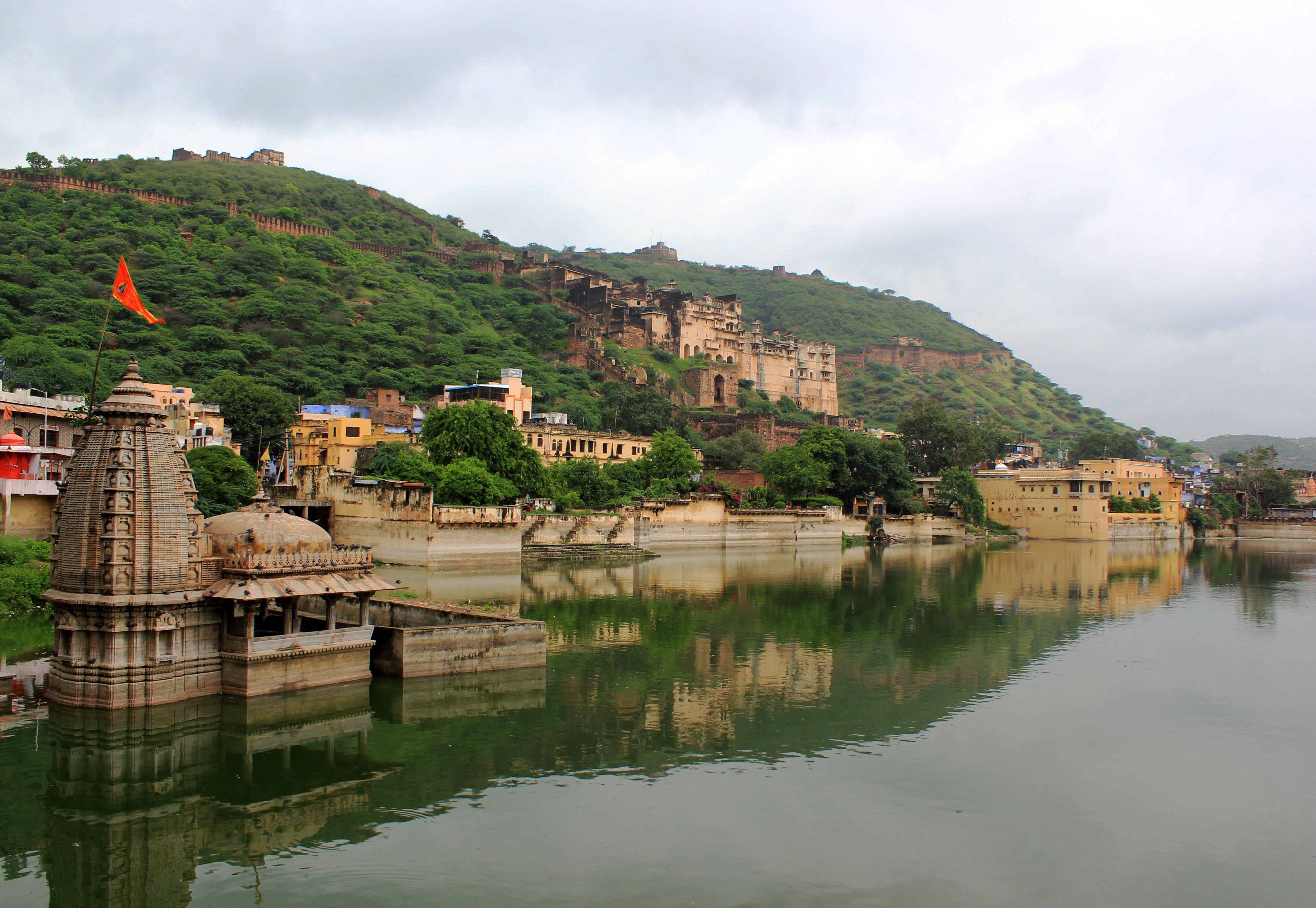 Lago Nawal Sagar, Bundi