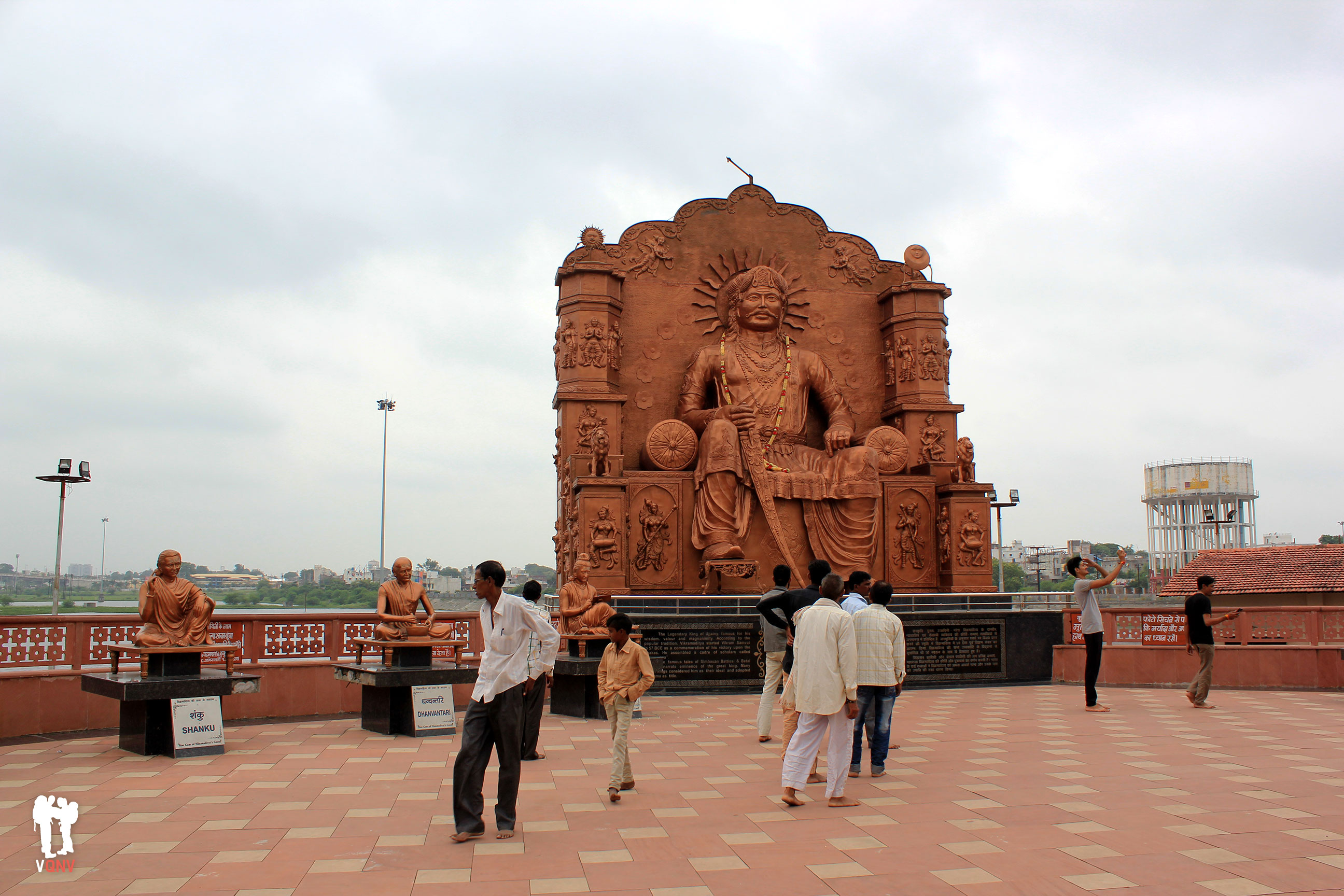 Monumento conmemorativo a Vikramaditya