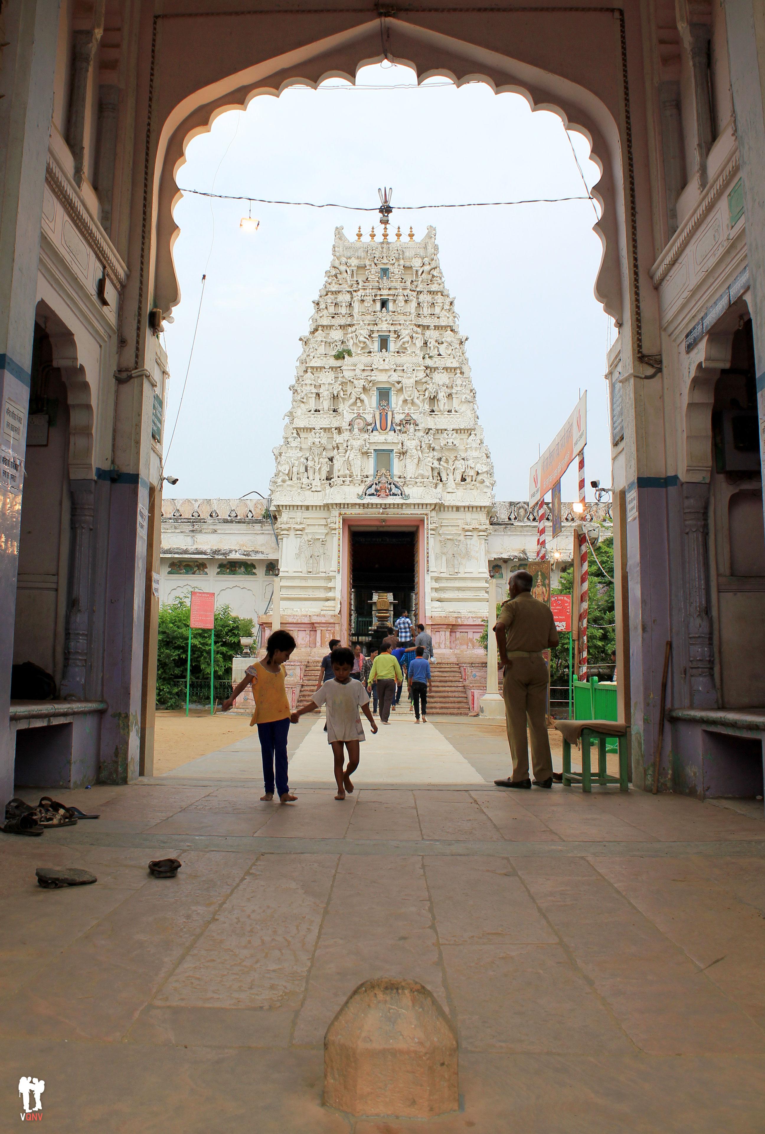 Templo Shri Vaikunth Nath Swami, Pushkar