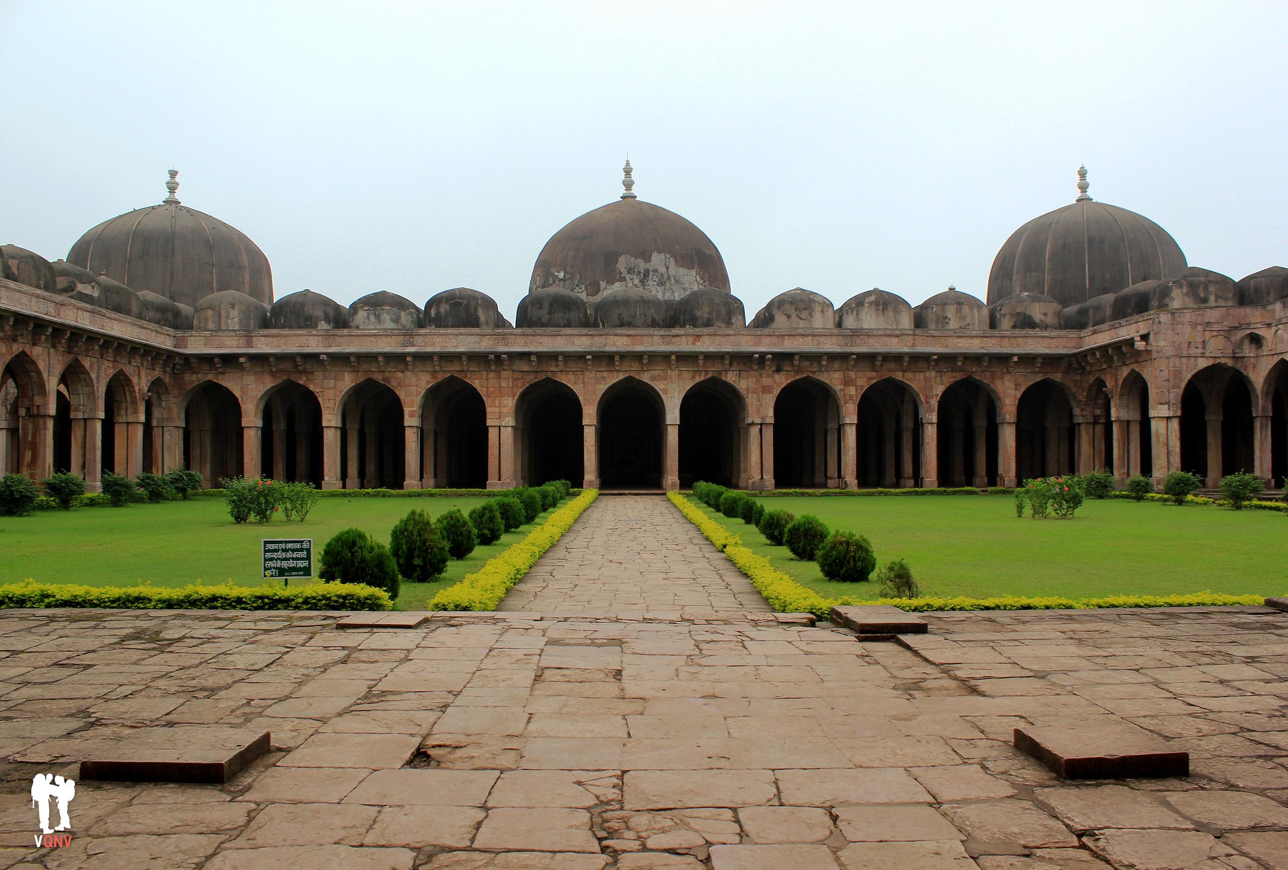 Mezquita de Jama Masjid