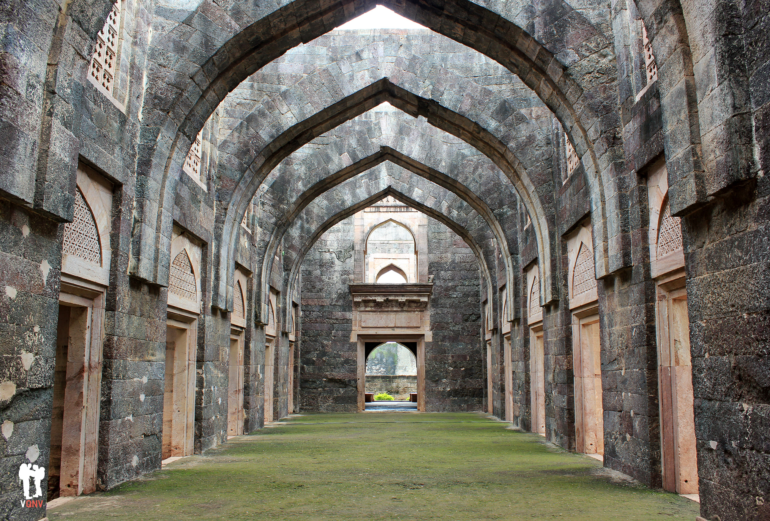 Interior Hindola Mahal