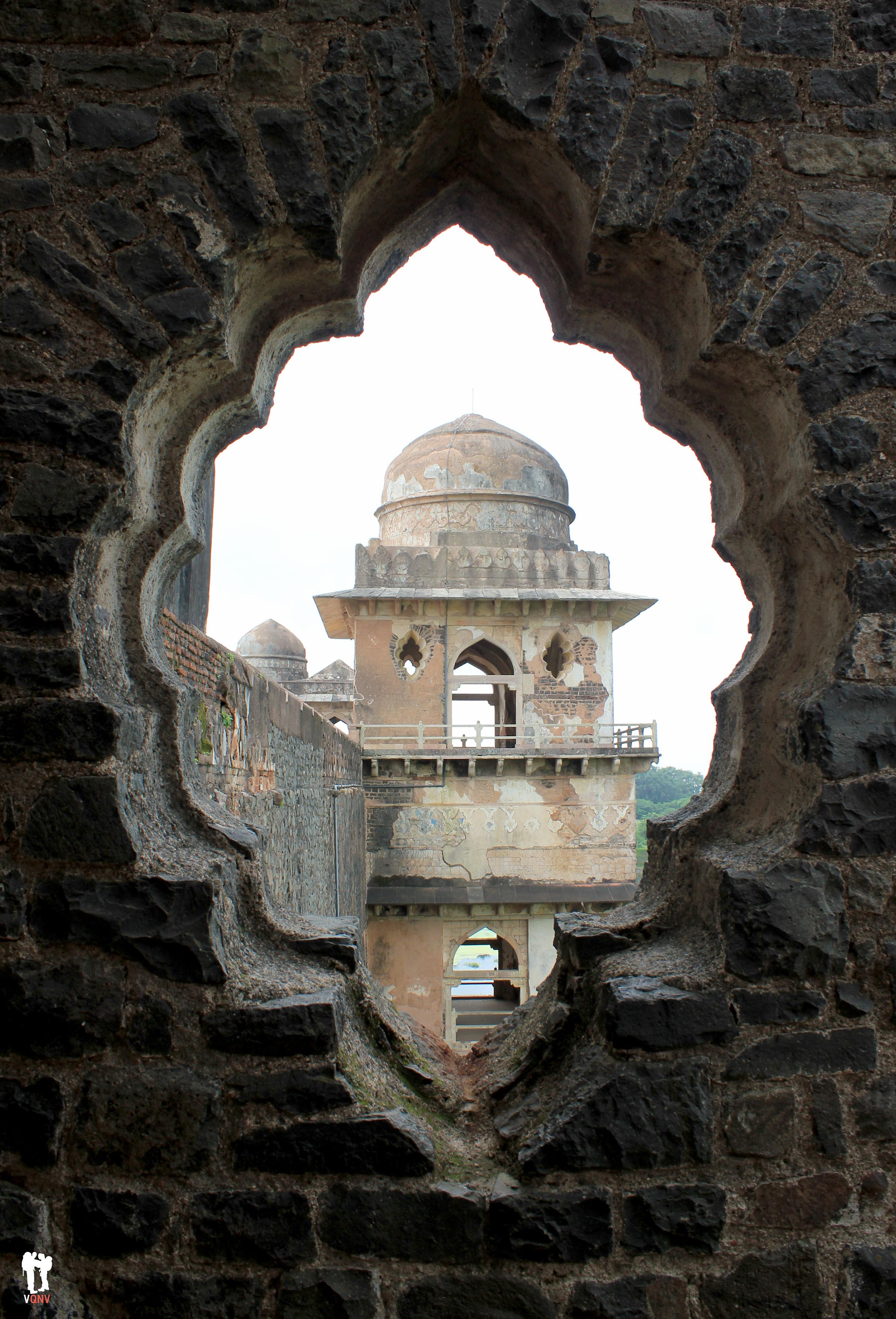Rincones de Jahaz Mahal